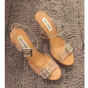 Steve Madden Wizarrd wedge sandals